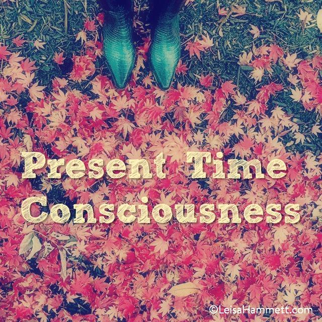 presenttimeconsciousness